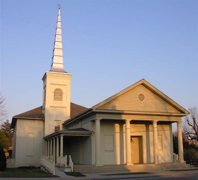 Petersburg Presbyterian Church Petersburg, WV